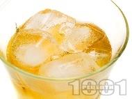 Рецепта Коктейл Whiskey on the rocks